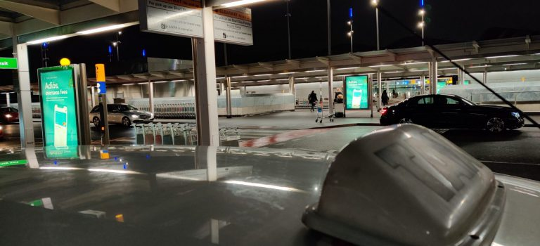 Good morning Terminal 2