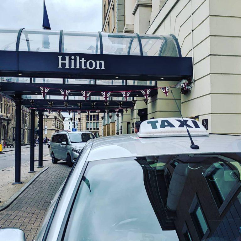 Hilton Cambridge… again