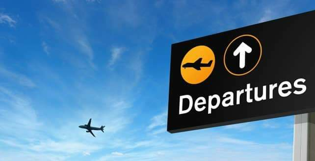How long before…. Heathrow airport