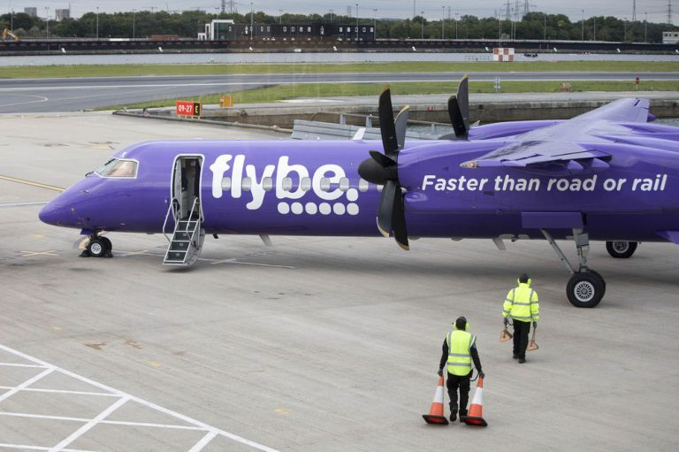 Important information – Flybe administration