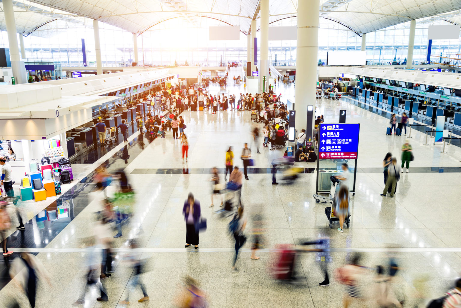 Heathrow and Gatwick: New testing strategy and destinations with no quarantine